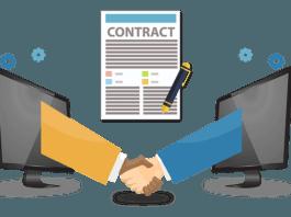 Smart contracts ethereum