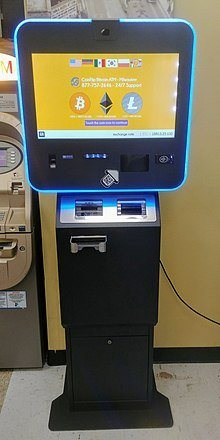 bitcoin atm cryptocurrency