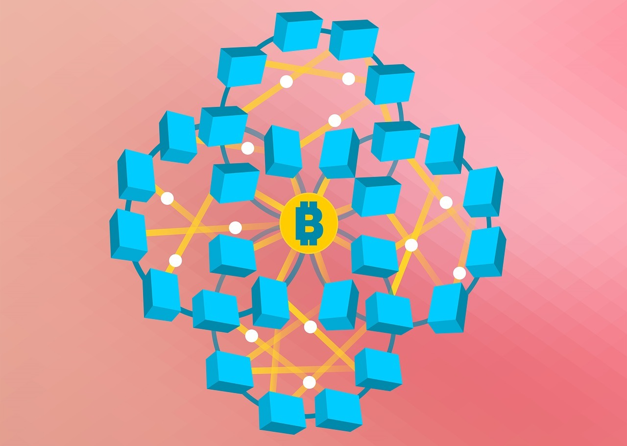 bitcoin network blockchain